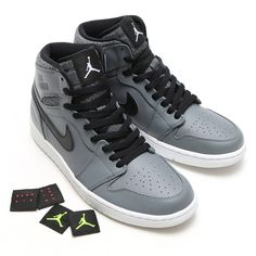 "THE AIR JORDAN 1 RARE AIR ""COOL GREY"" JUST RELEASED IN ASIA @LaceMeUpNews"