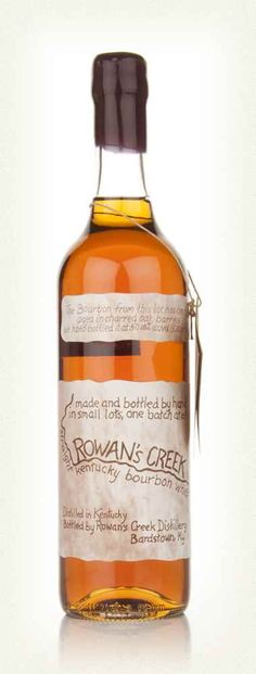 Rowan's Creek Straight Kentucky Bourbon 70cl