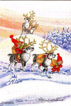 . Scandi Christmas, Christmas Eve, Christmas Cards, Xmas, Christmas Cartoons, Christmas Clipart, Illustrations And Posters, Yule, Gnomes