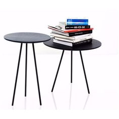DRIP Round coffee table (€270) ❤ liked on Polyvore featuring home, furniture, tables, accent tables, wood table, round wood coffee table, wooden furniture, wood furniture and wood coffee table
