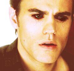 Stefan's eyes