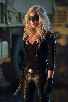 """When fans of the CW's Arrow learned the title of Episode 13 of Season 3, """"Canaries,"""" they got excited for the return of Caity Lotz as Sara Lance, aka the Canary. Description from pinterest.com. I searched for this on bing.com/images"""