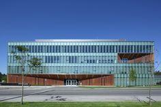 Gallery of Surrey Operations Centre & Works Yard / Taylor Kurtz + RDH - 8