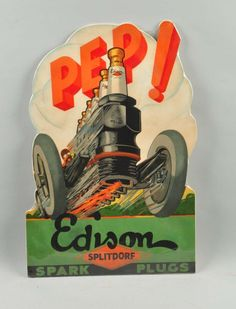 Model T Ford Forum: Edison #14 Spark Plugs