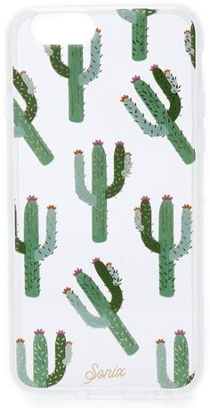 Pin for Later: 52 Pretty Phone Cases That Will Induce Envy This Spring  Sonix Cactus iPhone 6/6s Case ($35)