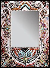 Tiled Mirror by Sandra Bryant and Carl Bryant