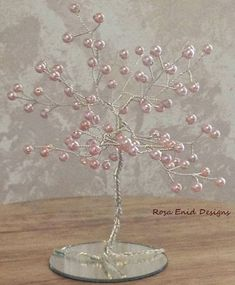 Árbol Perlas 3D
