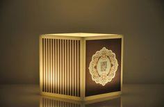 A Candle In é uma empresa portuguesa que criou um conceito de velas / luminárias muito interessante.