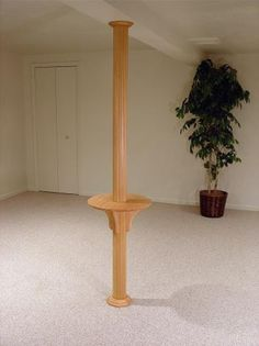 Lally Column Cover Ideas Pole Wrap Photo Galleries
