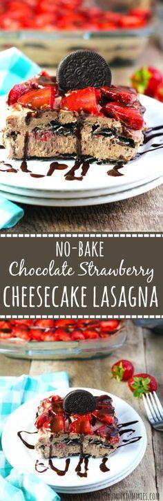 This No-Bake Chocola