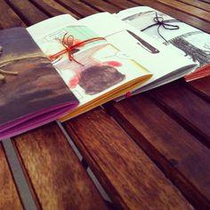 Rivisited Gipi  Mini Notebooks