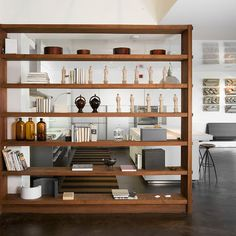 Bookcase Room Divider See Through Design, Pictures, Remodel, Decor and Ideas