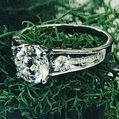 """""""You know you're in love when you can't fall asleep because reality is finally better than your dreams."""" ― Dr. Seuss #style WS225WD2 #engagement #diamond #peterstormjewelry #dreams #inlove #bride #wedding #goals #life #bright #sparkle #goals #ring #weddinginspo"""