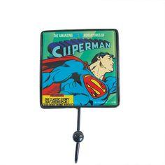 Cabideiro Superman