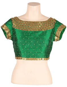 Readymade Saree Blouse Shop the latest designer blouse for saree & Lehenga in various Neck style, patterns & prints. Order Designer Readymade blouse & Get Exclusive offer. Blouse Neck Designs, Blouse Patterns, Blouse Styles, Indian Designer Outfits, Indian Outfits, Readymade Blouses Online, Indian Clothes Online, Trendy Sarees, Indian Blouse
