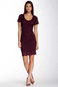 Tiana B.Cap Sleeve Lace Dress by Tiana B on @HauteLook