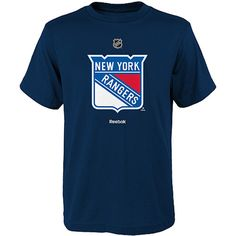 30469fd7a NHL New York Rangers Logo Toddler T-Shirt