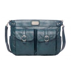 Kelly Moore camera bag in muted teal. Perfect for sessions and family outings where I want to lug around my huge camera/lenses.