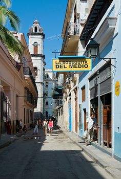 La Bodeguita del Medio, Havana, Cuba beautiful place to be with your family