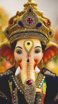 Ganesha HD Mobile Wallpaper | Lord Ganesha Images - Full HD Wallpapers