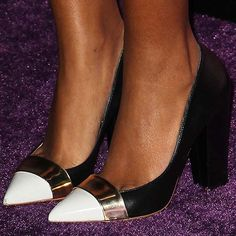 7 Fierce Shoes at the 4th Annual ESSENCE Black Women In Music Event