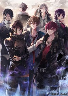 The holy princes estilo anime, anime meninas, anime people, hot anime boy, Otaku Anime, Anime W, Hot Anime Boy, Cute Anime Guys, Kawaii Anime, Anime Boys, Rejet, Gato Anime, Anime Group