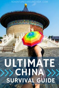 Don't travel to China without this!