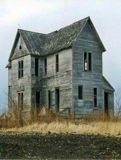 Longing For Some One To Fix The Old Farm House