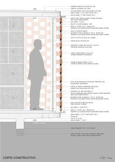 Galeria de 16 Detalhes construtivos de aparelhamento de tijolos - 72