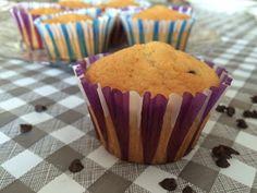 MUFFIN GOCCE DI CIOCCOLATO E PERE ( SOFFICISSIMI E SENZA GLUTINE) | Una Mamma Senza Glutine