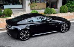 Aston Martin DBS Carbon Black Edition.