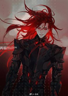 Fantasy Male, Dark Fantasy Art, Anime Fantasy, Fantasy Artwork, Fantasy Character Design, Character Design Inspiration, Character Art, Cool Anime Guys, Handsome Anime Guys