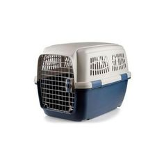 Clipper Cayman Oversized Quality Plastic Pet Carrier - 1061100400007