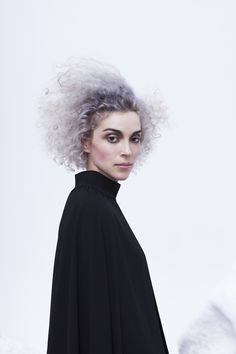 Annie Clark. You kill it girl.  st vincent images | St. Vincent Digital Witness | NYLON MAGAZINE