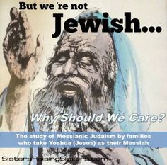 We often get asked why we teach our children so much about Judaism and Jewish history and when are not even Jewish. Find out why here.