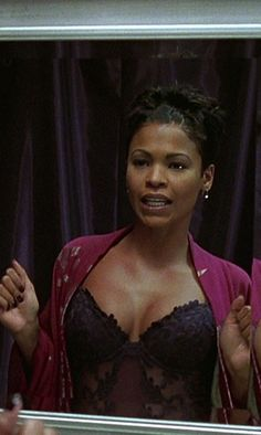 Nia Long pixie **SIERRA** Black Girl Magic, Black Girls, Selena, Black Actresses, Hollywood Actresses, Natural Hair Styles, Short Hair Styles, Meagan Good, Nia Long