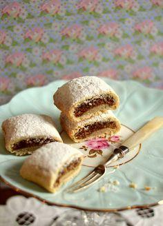 Strudlice od smokava by betinna — Coolinarika Kolaci I Torte, Pancakes, Bread, Cookies, Breakfast, Food, Crack Crackers, Morning Coffee, Brot