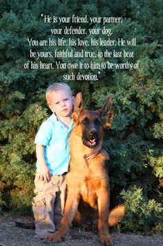 Have an amazing dog you have to be an amazing owner