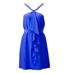 Forever New - Tia Waterfall Halter Dress