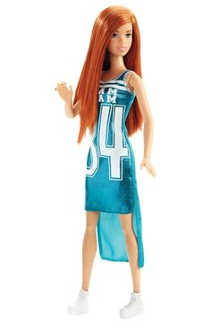 'Barbie® Fashionistas™ - 16 Team Glam' Original Doll