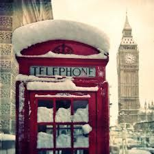 Big Ben in London: A top site to see during a Europe cruise...along with the iconic red phone booth.