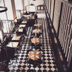 Breakfast at L.A. Chapter, the restaurant inside the @acehotel #lachapter #losangeles | Use Instagram online! Websta is the Best Instagram Web Viewer!