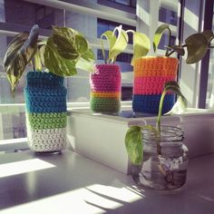 plants . potus. crochet