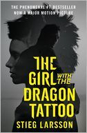 """The Girl with the Dragon Tattoo"" by Steig Larsson"
