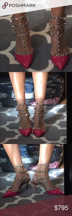 Additional photos Valentino Rockstud. Like new Valentino Garavani Shoes