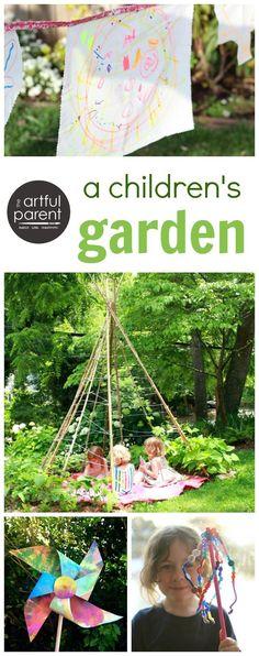 Garden Ideas Children 30 gardening ideas for kids | kid garden, garden guide and life