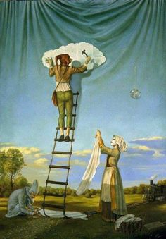 Michael Cheval  ,  Renamed: Putting everything in it's place