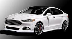 Los Mejores Autos: Ford Fusion 2013