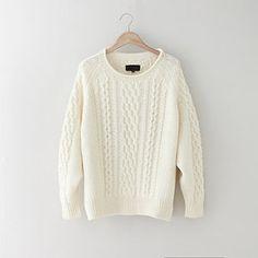 Nili Lotan cable raglan sweater