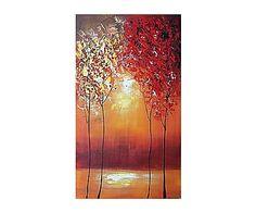 Óleo sobre lienzo Alicia - 160x90 cm